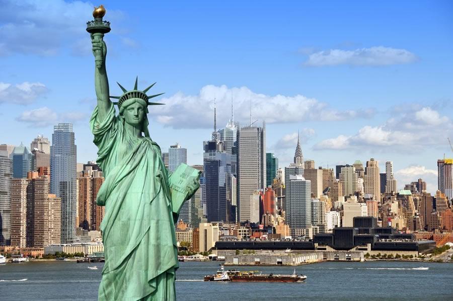 caída de los valores de los alquileres en Nueva York